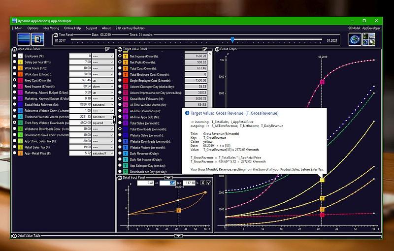 App Developer full screenshot