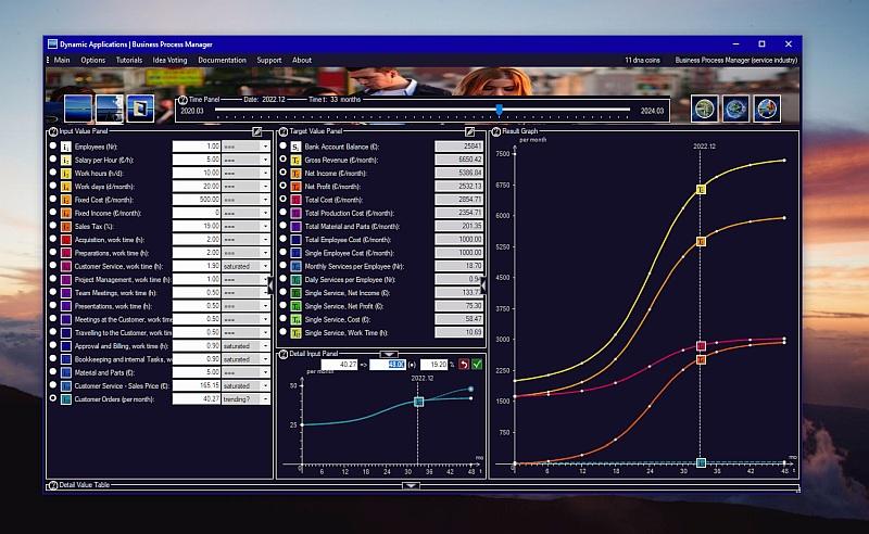 Business Process Manager full screenshot